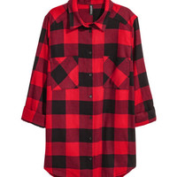 H&M Flannel Shirt $17.99