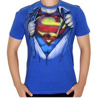 Superman Shield Revealed T-Shirt