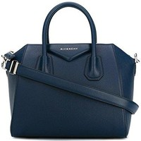 Givenchy Women's BB05117012403 Blue Leather Handbag