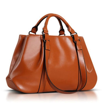Women Genuine leather bag 2015 genuine leather bags handbags women famous brands women leather handbags women shoulder bag tote bag = 1931754948