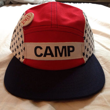 Stars and Stripes style SnapBack by WildEdge on Etsy
