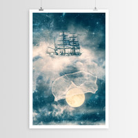 Paula Belle Flores's I'll Bring You the Moon POSTER