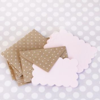 Shop Sweet Lulu - Swiss Dot Notecard Set