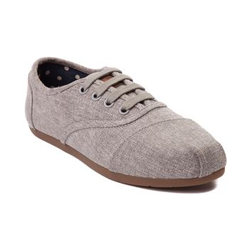 womens toms cordones casual shoe from journeys