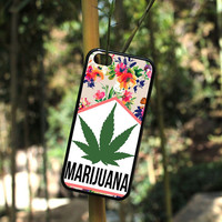 iPhone Case Mary Jane Weed Marijuana Cigarette For iPhone 4, iPhone 5, iPhone 5c, iPhone 6, iPhone 6 Plus in Plastic, Rubber or Heavy Duty*