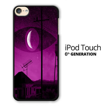 Like Night Vale iPod Touch 6 Case