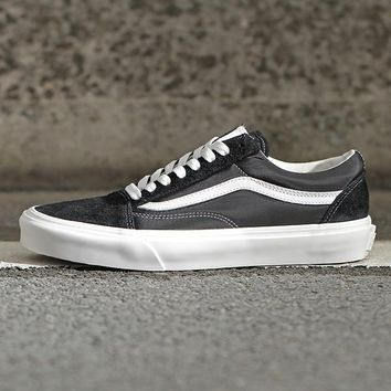 Vans Vault x Our Legacy Old Skool Pro Old Skool Woman Men Canvas Flats Sport Shoes