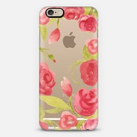 Watercolor Flowers - Summer Blooms iPhone 6s case by Stephanie Denne | Casetify
