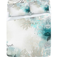 DENY Designs Home Accessories | Iveta Abolina Seafoam Sheet Set