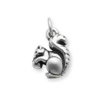 Squirrel Charm | James Avery