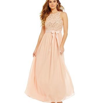 Belle Badgley Mischka Kacey Gown | Dillards