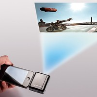 Pocket Cinema Projector by Aiptek - $200