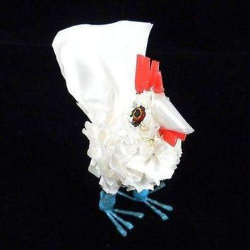 Recycled Plastic White Baby Chicken - South Africa