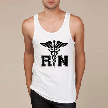 RN Registered Nurse Tank Top