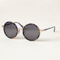 Raen Optics Fairbank Shades Blue One Size Jewelry