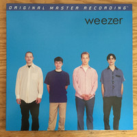 Weezer - Blue Album (Used LP) - ORIGINAL MASTER RECORDING