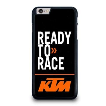 READY TO RACE KTM iPhone 6 / 6S Plus Case