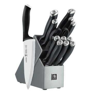 J.A. Henckels International Silvercap 14-pc Knife Block Set