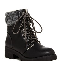 MIA | Maylynn Faux Shearling Lined Hiking Boot | Nordstrom Rack