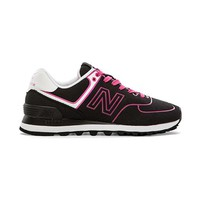 New Balance Neon Collection in Black