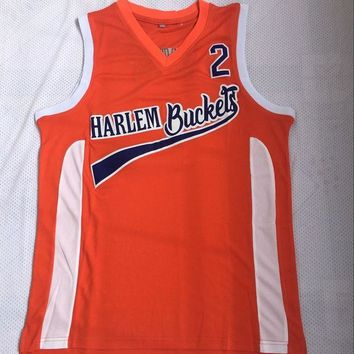 Uncle Drew #2 Irving Movie Basketball Jersey DCCK