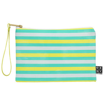 Allyson Johnson Bright Stripes Pouch