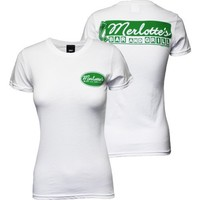 True Blood Merlotte's Waitress Juniors Women's T-Shirt