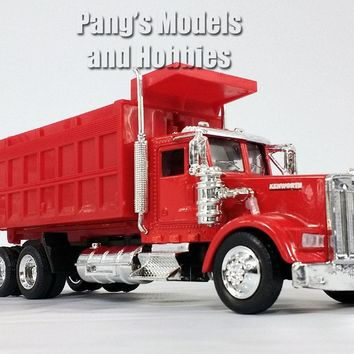Peterbilt 335 Dump Truck 1/43 Scale Diecast Metal Model by NewRay