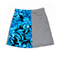Mixed Skirt - Palm