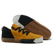 Trendsetter Adidas Originals by Alexander Wang  Women Men Fashion Casual Sneakers Sport Shoes