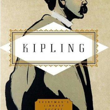 Kipling, Poems Everyman's Library Pocket Poets POC