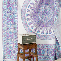 Plum & Bow Devi Medallion Tapestry - Urban Outfitters