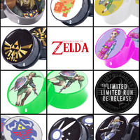 Limited Run - Zelda - Image Plugs
