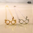 Harry Potter Glasses Necklaces
