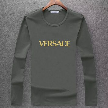 Boys & Men Versace Fashion Casual Top Sweater Pullover