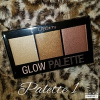 Beauty Creations Glow Palette highlighter #1