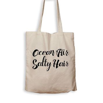DCCK Ocean Air Salty Hair - Tote Bag