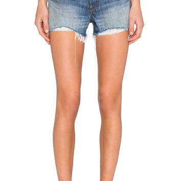 LEVI'S High Rise Wedgie Short in Buena Vista Light