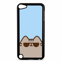 Pusheen The Cat Face iPod Touch 5 Case