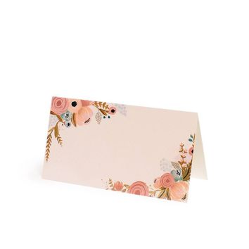 Pack of 8 Simone Place Cards - Rifle Paper Company