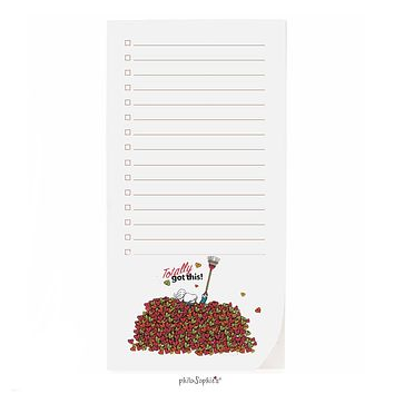 Totally Got This! Fall themed notepad