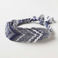 Anthropologie - Chevron Waves Turban
