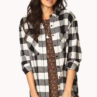 Rustic Plaid Flannel