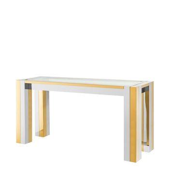 Gold Console Table | Eichholtz Titan