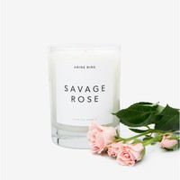 Savage Rose Candle by Anine Bing