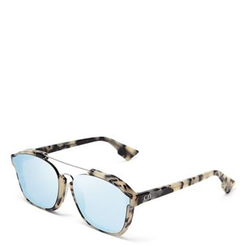 Dior Abstract Square Mirrored Sunglasses | Bloomingdales's