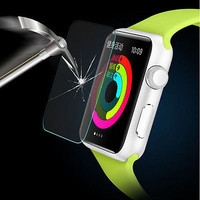 1 Pcs Tempered Glass Film for apple Watch 38mm 42mm Smart Watch Accessories LS
