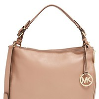 MICHAEL Michael Kors 'Large Essex' Leather Shoulder Bag | Nordstrom