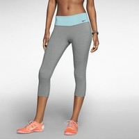 The Nike Dri-FIT Tight Fit Legend 2.0 Women's Training Capris.
