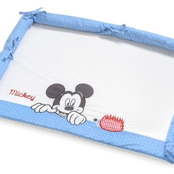 Disney Baby Blue Mickey Mouse Dance Dresser cover